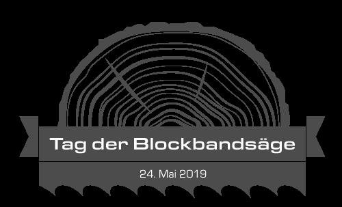 Tag der Blockbandsaege